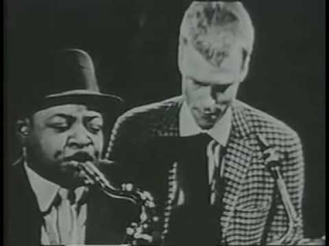 Клип Lester Young - I Can't Get Started