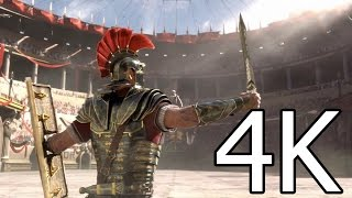 4k ultra hd game video for ryse: son of rome. subscribe, if you like gaming.