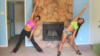 Hip Hop Tabata Dance Workout with @KeairaLaShae
