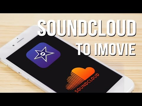 How to add any SoundCloud song to iMovie (NO JAILBREAK/COMPUTER)