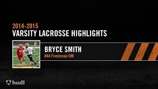 Download Video Bryce Smith 2018 freshman spring lacrosse highlights MP3 3GP MP4