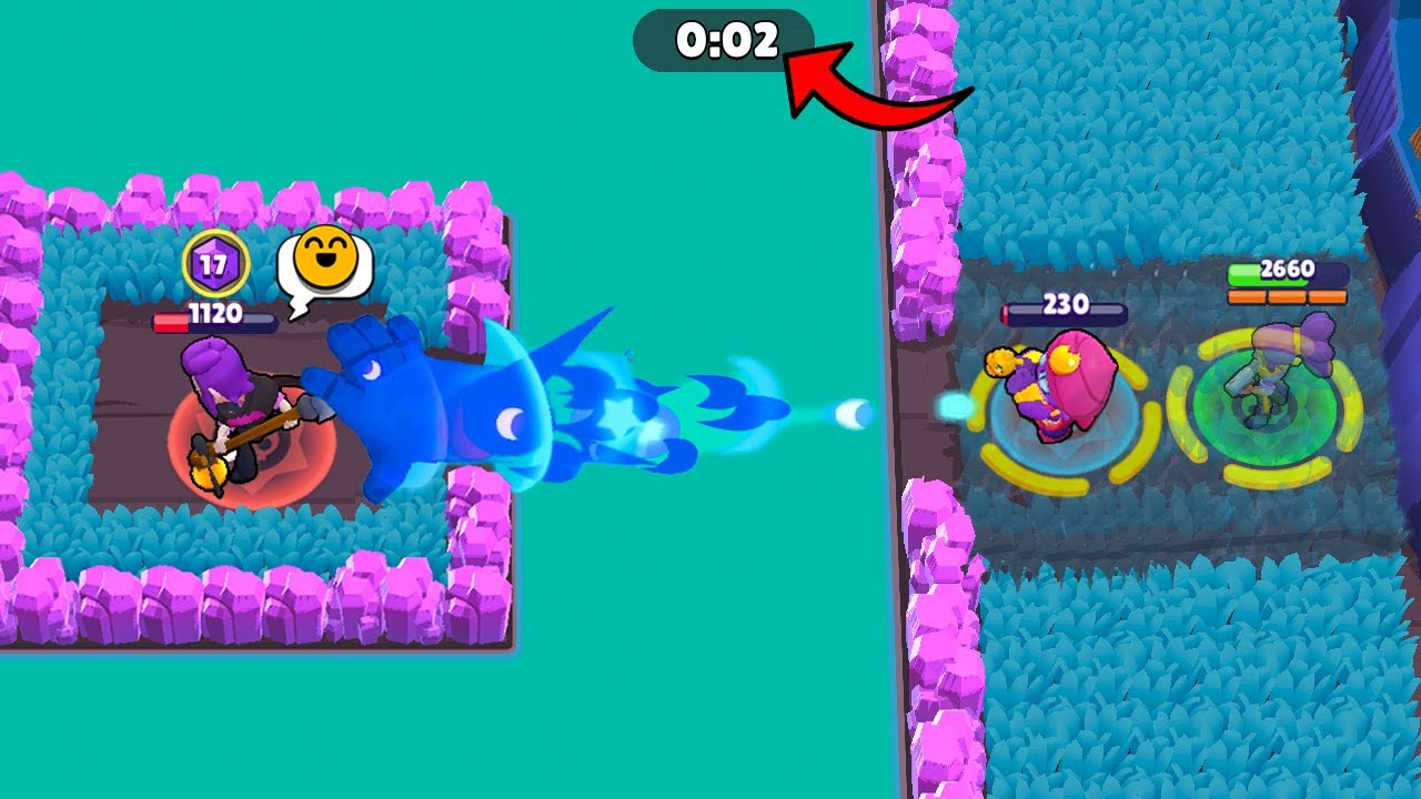 NEVER Celebrate Too Early!  Brawl Stars Funny Moments & Glitches & Fails #542