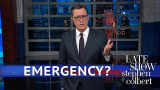 The National Emergency We 'Didn't Need'