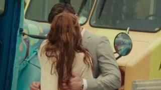 Dirty Grandpa : Zac Efron kissing Zoey Deutch
