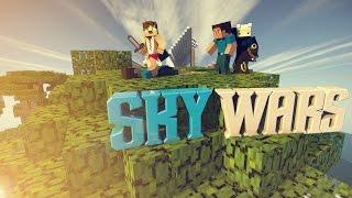 Minecraft SkyWars -1- Kap Onları Blaze !