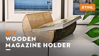 STIHL DIY manual: magazine rac…