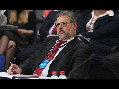 Михаил Хазин - Фундаментальная лекция о мировой экономике