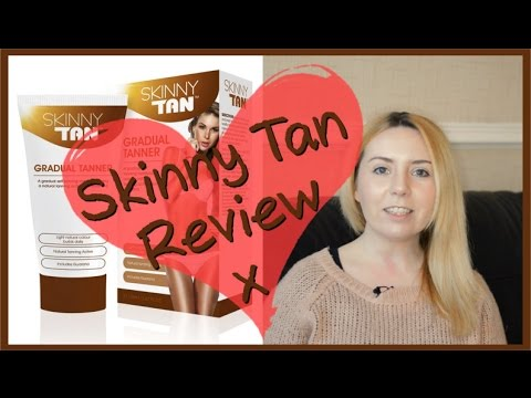 Gradual Tan Review by Skinny Tan