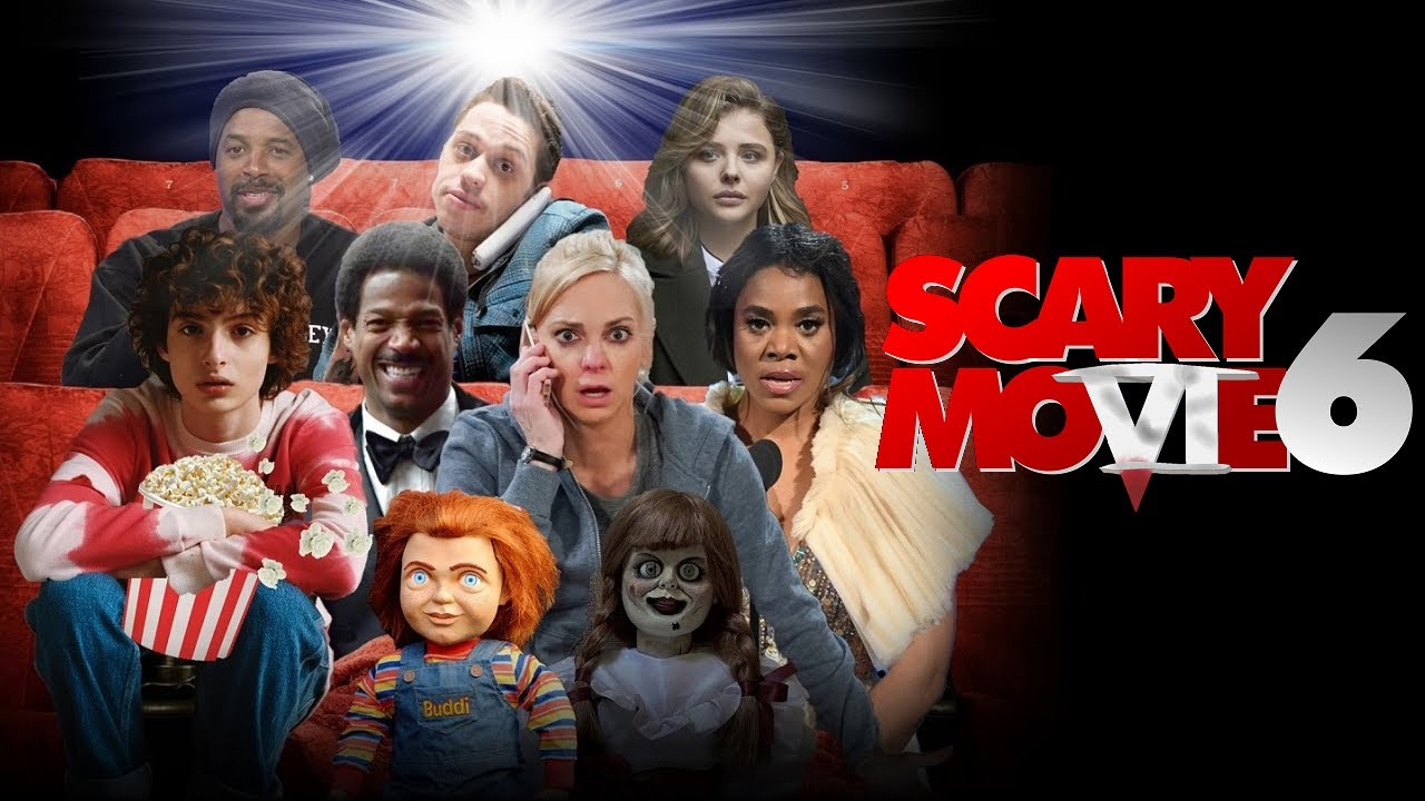Download Scary Movie 6 - (NSFW Concept Trailer 3) FANMADE