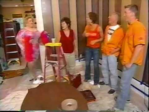 2003  'Trading Spaces'