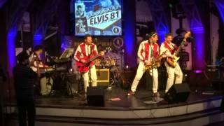 Pedrofon - Peter Gunn Theme @ Elvis 81
