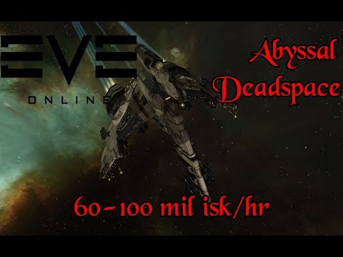 EVE Online: The BEST Alpha Solo Money Maker!? 60-100mil isk/hr T1 Abyssal Deadspace Frigate Worm fit