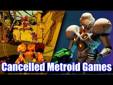 Top 5 Cancelled & Unreleased Metroid Games