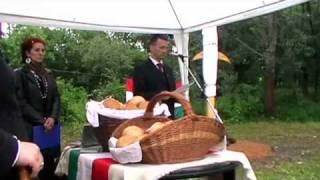 Dr. Görgényi Ernő a szanazugi trianoni-emlékmű avatásán Thumbnail
