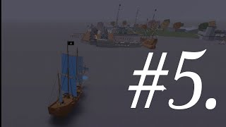 [ROBLOX] Tradelands - Fun Times Pt.5 - Clearing out the Nova Harbor!