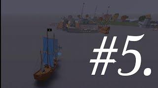 [ROBLOX] Tradelands - Fun Times Pt.5 - Den Nova Harbor räumen!