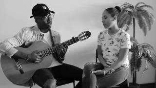 Triste ê sabe , Dani Santoz feat. Mirri Lobo , cover by Elayne e Heitor.
