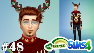 Новогодние костюмы 1 - My Little Sims (Кантерлот) - #48