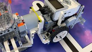 FLL Into Orbit - Tube Module Mission - FIRST LEGO League Attachments Inspiration