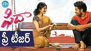 Varun Tej's Fidaa Pre-release Teaser || Sai Pallavi || Shekhar Kammula