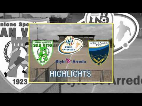 Highlights San Vito-Ars et Labor Grottaglie 25/03/2018