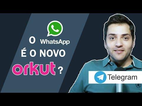 5 MOTIVOS PARA TROCAR O WHATSAPP PELO TELEGRAM