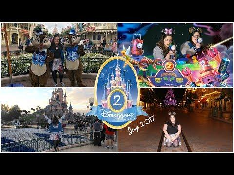 Disneyland Paris Vlogs July 2017 Day 2 | Tea Time With Ciara