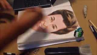 Austin Mahone Drawing