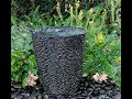 How to Build a Disappearing Water Feature