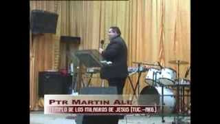 Pastor Martin Ale