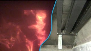 Wood Stove Secondary Burner - Part 2 - Come On Baby Light My Fire!