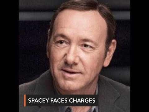 Kevin Spacey to be charged with sexual assault