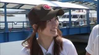 (2012/07月後半放送 starcat ch) 鉄崎幹人さんと未来さんが、名古屋近郊...
