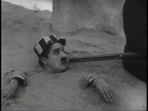 Charlie Chaplin:  The Adventurer 1917