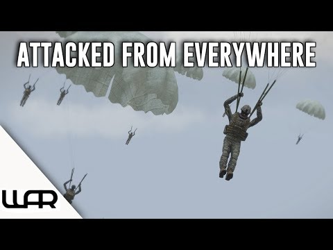 ❗ ATTACKED FROM EVERYWHERE - ALTERNATE HISTORY - Arma 3 - Second Korean War - Episode 16