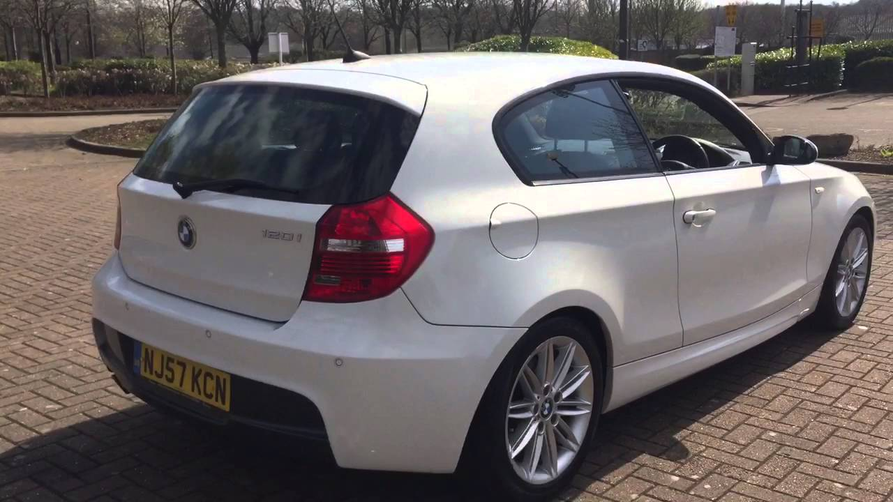 2007 bmw 120i m sport 3dr youtube. Black Bedroom Furniture Sets. Home Design Ideas