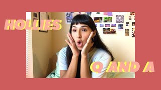Q and A - College, Music, Skincare