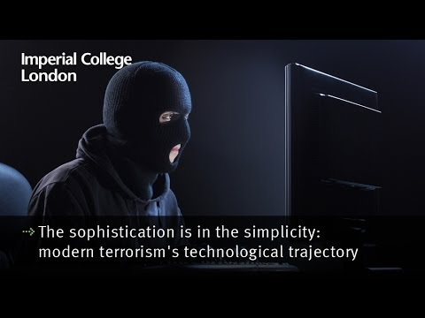The sophistication is in the simplicity: modern terrorism's technological trajectory