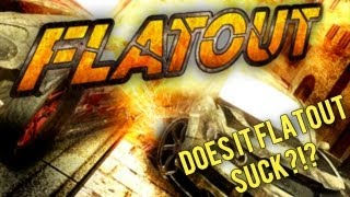 Crappy Wii Games: Flatout