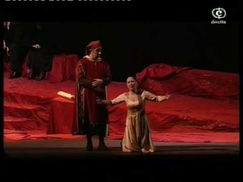"""Nino Machaidze - """"O mio babbino caro"""" - Gianni Schicchi La Scala '08"""