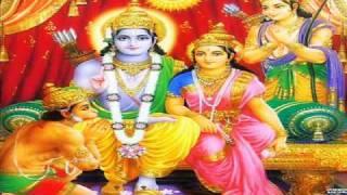 Lord Rama Mangalam - Ramachandraya janaka rajaja manoharaya