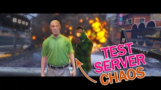 69 SLOT TEST SERVER CHAOS, BRENDA HITS THE VAULT | GTA 5 RP NoPixel Funny Moments/Highlights 70