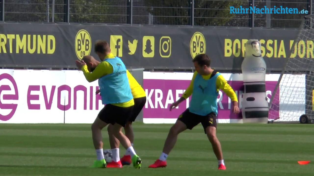 BVB-Training am Tag nach dem München-Spiel