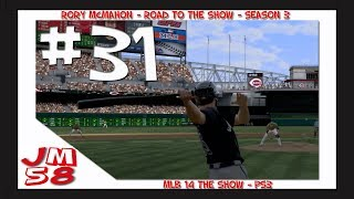 MLB 14: Road to the Show - Rage Against the Reds - [Ep 31]