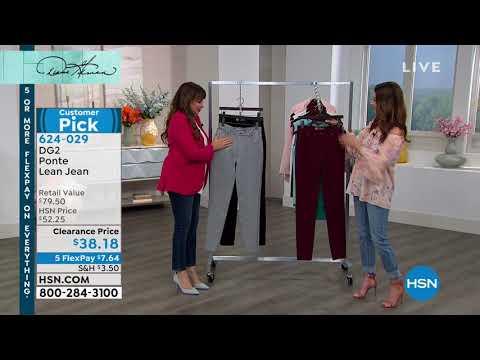 HSN | Diane Gilman Fashions 02 23 2019 - 03 PM