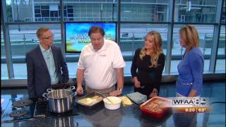 Good Morning Texas Segment For The Worlds Best Lasagna