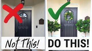 Porch Decorating Ideas! / Diy Makeover