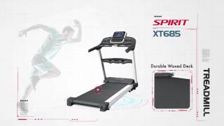Spirit Home Treadmill XT685