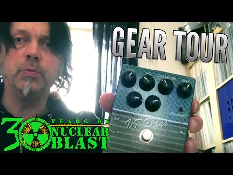 THE DOOMSDAY KINGDOM - Leif Edling's Gear Tour (OFFICIAL INTERVIEW)