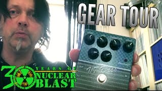 THE DOOMSDAY KINGDOM – Leif Edling's Gear Tour (OFFICIAL INTERVIEW)